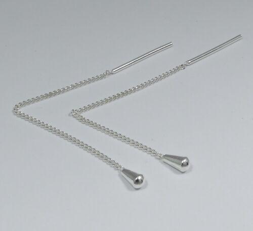 925er Sterlingsilber Echt-Silber Durchzieher  Kegel K903