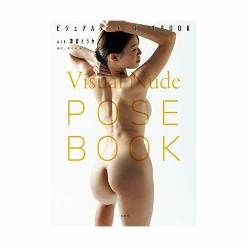 Visual Nude Pose Book act Rinne Touka  How To Draw Posing Art Book
