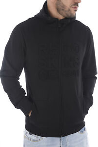 REDSKINS-SWEAT-A-CAPUCHE-SIDER-STAPLES-NOIR-HOMME