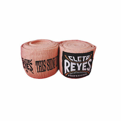 Cleto Reyes Hook and Loop Hand Wraps Boxing Wraps Bandages 4.5m Thai Boxing
