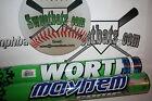 Worth Mayhem Booger M75 SBM75U 120 34 27 Softball Bat New Composite 100 mph HOT