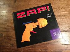 Zap! Ray Gun Classics collectible book on toy Ray Guns with price guide