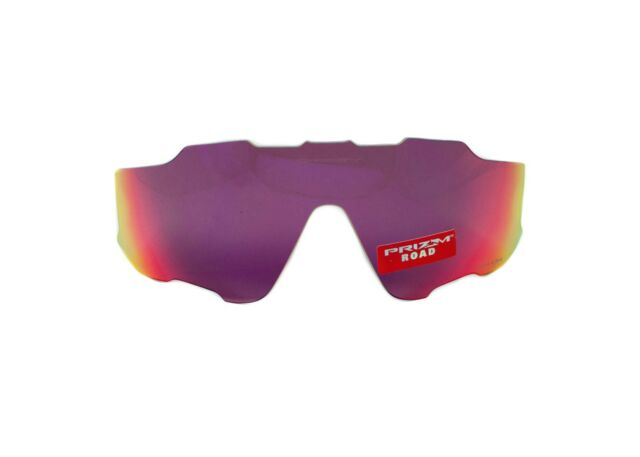 OAKLEY JAWBREAKER PRIZM ROAD LENS  AUTHENTIC  101-111-007 RED CYCLING RACING b579c3175e