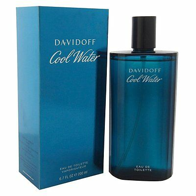 Original Branded David Off Cool Water edt 200 ml for Men I DAVID OFF
