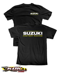 SUZUKI FACTORY RACING TEE SHIRT 990A0-16188