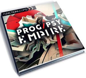 progressive psytrance sample pack free