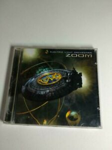 "Electric Light Orchestra ""Zoom"" 2001 Sony Music Entertainment Digital Music CD"