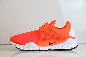 new product eaff4 ad9db Image is loading Nike-Sock-Dart-SE-Total-Crimson-833124-800-
