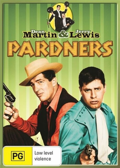 Pardners (DVD, 2013) // New // NO COVER // Disc & case only