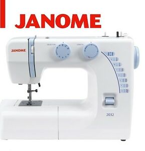 JANOME-SEWING-MACHINE-2032-BASIC-SIMPLE-EASY-TO-USE-14-Stitch-machine