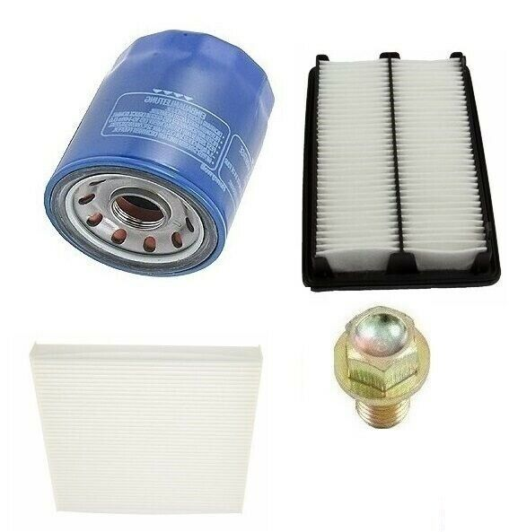 For Acura MDX 10-12 Premium Tune Up Kit Oil Filter & Air