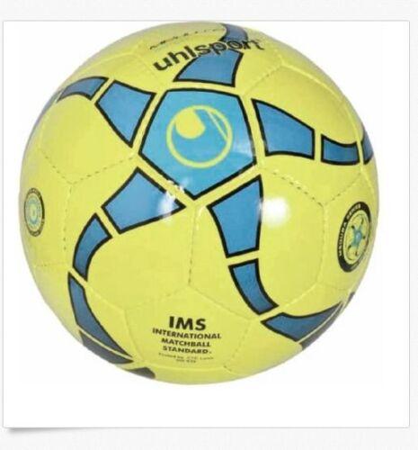 New Authentic Uhlsport Medusa Anteo Futsal Ball $45 FUTBOL Sala Indoor Soccer