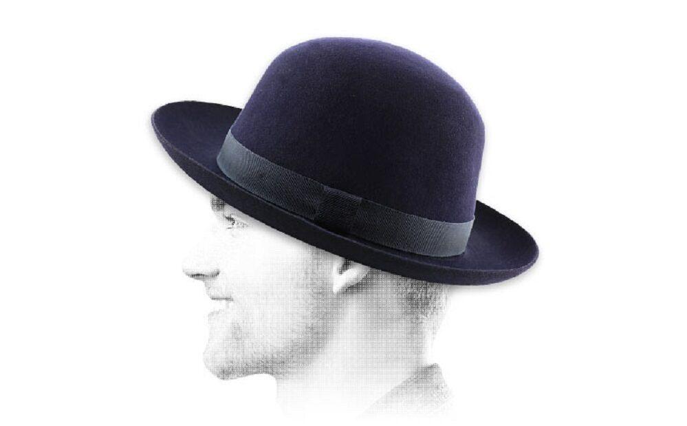 aa25c407183 Christys  of London Bloomingdales Grosvenor Fedora Rabbit Fur Hat ...