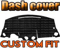 1998-2007 Volkswagen Beetle Dash Cover Dashboard Pad / Black