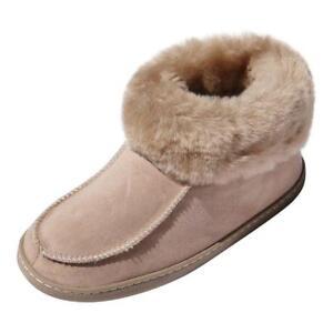 Peau de Mouton Chaussons Emil Chaussures Hommes Merino Cuir ... ddf70c41e5d