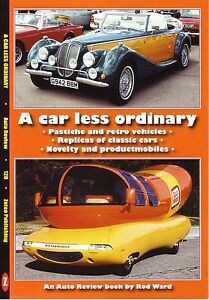 Book-A-Car-less-Ordinary-Pastiche-Retro-Replicas-Novelty-Panther-Asquith