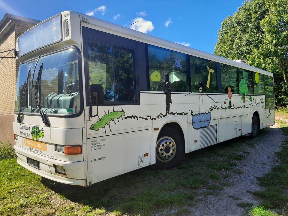 Volvo, B10M Stor personbil, diesel