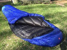 Marmot Helium 15 Degree Shiny Down Sleeping Bag Regular Left
