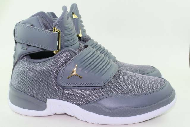 JORDAN GENERATION 23 SIZE Uomo SIZE 23 11.0 COOL GREY NEW RARE COMFORTABLE STYLISH BBALL fafd07