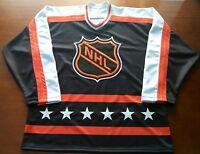 SALE NEW 1989 1990 1991 1993 NHL ALL STAR REPLICA CCM HOCKEY YOUTH XL JERSEY S/M