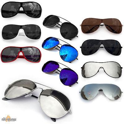 Pilotenbrille Niki-orange® Sonnenbrille Neue Modelle