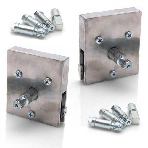 2 Doors AutoLoc AUT9D6ABD hot rod 47-54 Chrysler Power Window Crank Switch Kit