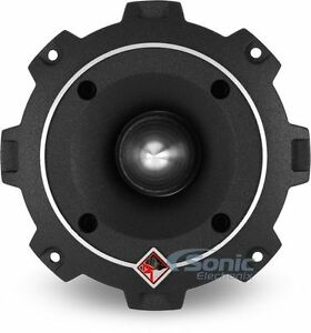 "2 PP4-T ROCKFORD FOSGATE 1.5/"" HORN 4OHM PUNCH PRO SERIES AUDIO TWEETERS PAIR NEW"
