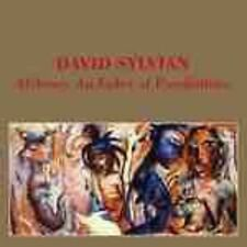 David Sylvian - Alchemy-Index of Possibilities [New CD] David Sylvian - Alchemy-