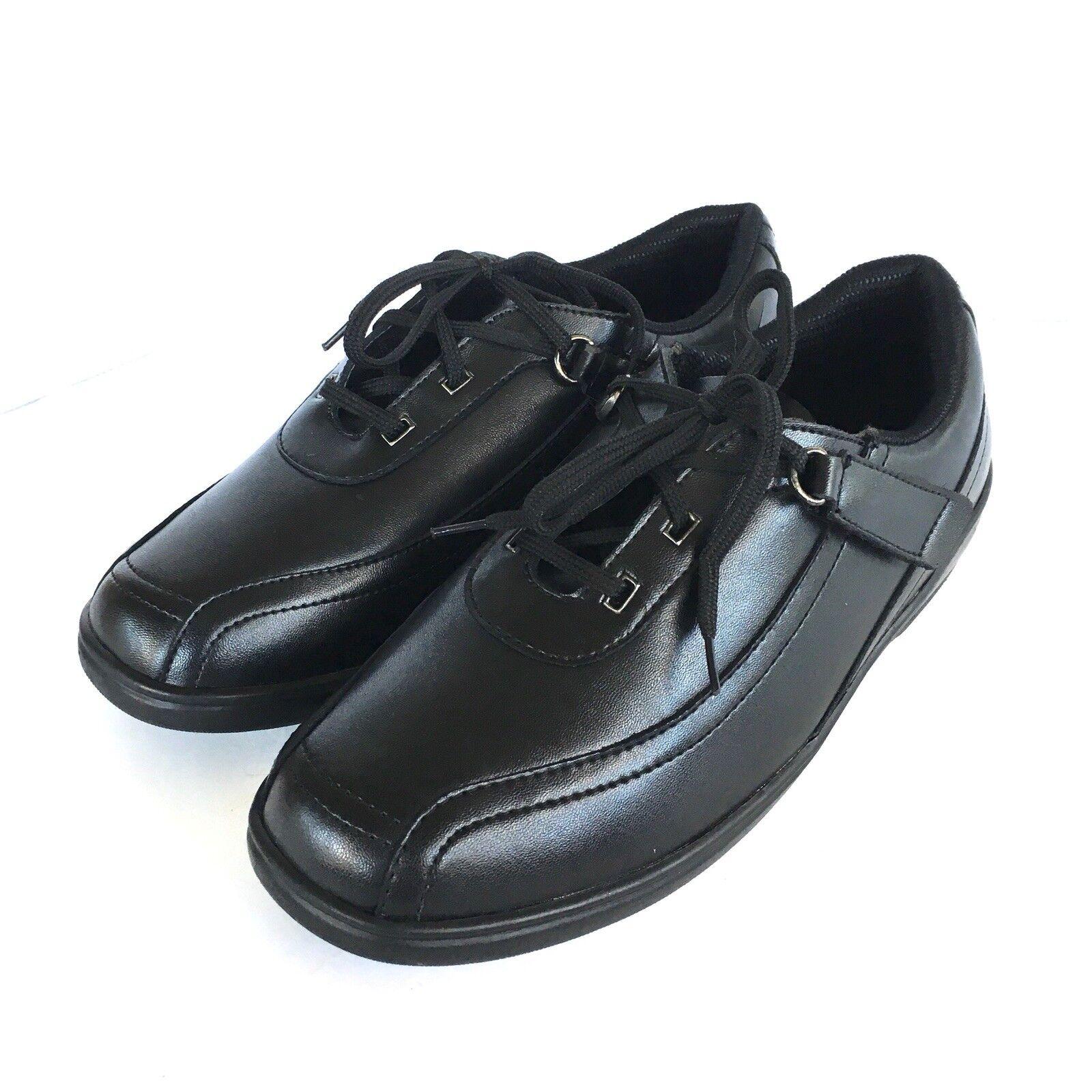 Zapatos De Cuero Med peds peds peds fascitis plantar geriátrica diabéticos EZ de Encaje para Mujer 7.5W  ¡No dudes! ¡Compra ahora!