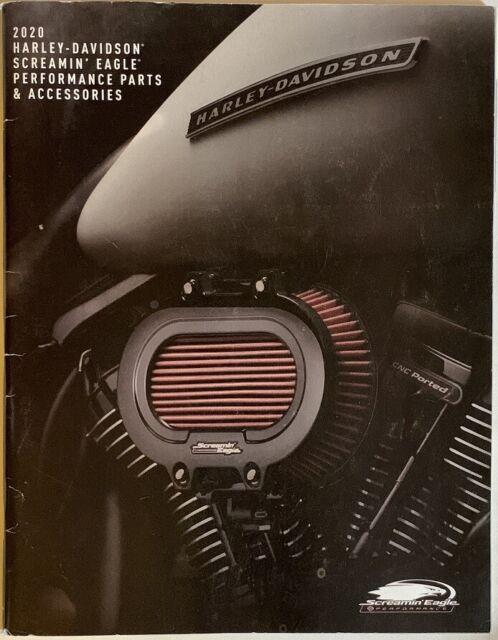 2020 Harley-Davidson Screamin' Eagle Performance Parts ...