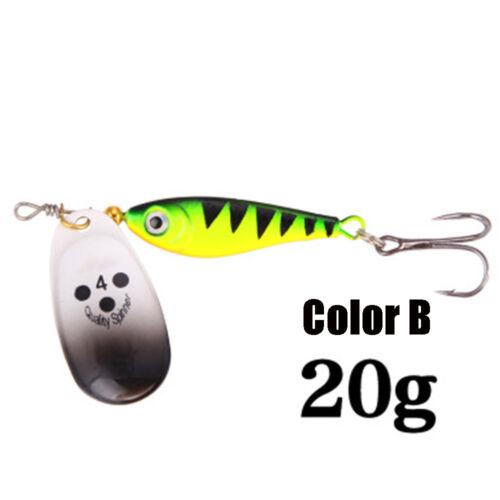 Spinner Bait Sequins Spoon Metal Wobbler Artificial Carp Pesca Fishing Lure HOT!
