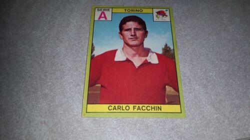 1968-69 Squadra TORINO Calciatori Panini SCEGLI *** figurina mai attaccata ***