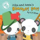 Mika and Anna's Blanket Fort (Panda Twins) by X F Shen (Paperback / softback, 2013)
