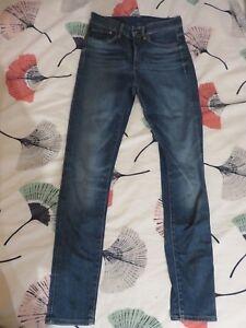Mod Super Ultra Raw Jean High G Skinny star wH1qUqS0