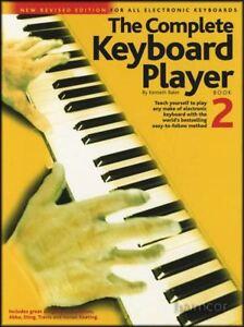 AgréAble The Complete Keyboard Player Livre 2 Apprendre à Jouer Méthode-afficher Le Titre D'origine