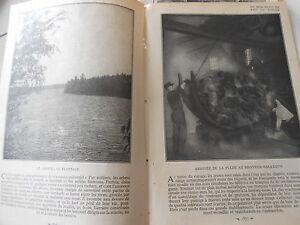Du-Bois-dont-on-fait-du-Papier-Un-logging-camp-au-Canada-1921