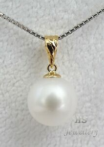 HS-Round-South-Sea-Cultured-Pearl-11-29mm-Pendant-18K-Yellow-Gold-AAA-Grading