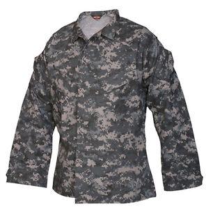 Urban-Digital-Camo-BDU-Uniform-Mil-Spec-Jacket-by-TRU-SPEC-1931-FREE-SHIP