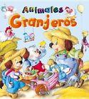 Animales Granjeros by Susaeta Publishing Inc, Lorena Marain (Hardback, 2014)