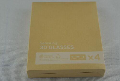 4 x  3D Glasses SSG-5100GB SSG-5150G for Samsung 4K UHD Smart TV JU7100 USA