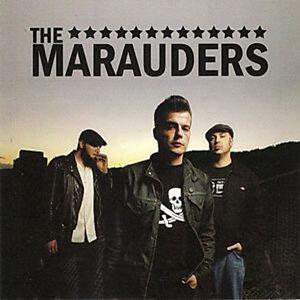 THE-MARAUDERS-CD-NEW-American-Rockabilly-Brian-Setzer