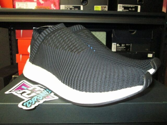 09394e2be78 SALE ADIDAS NMD CS2 CITY SOCK PK SZ 7.5-14 CORE BLACK CARBON RED BLUE CQ2372
