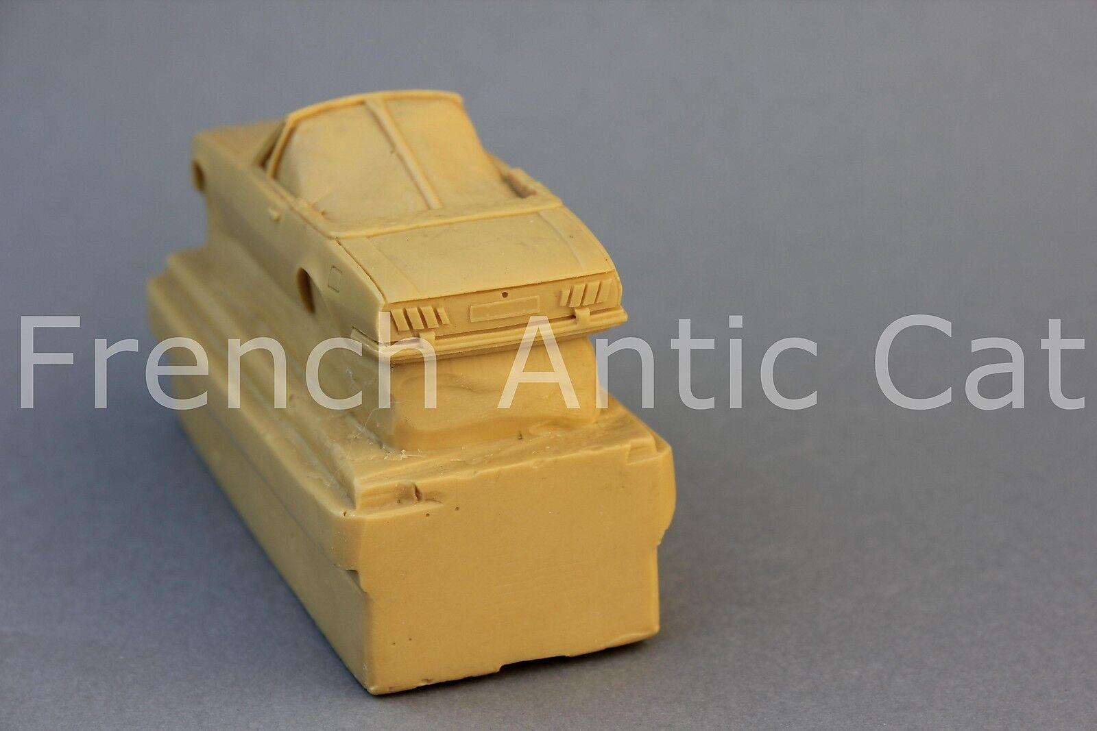 Rare matrice moule résine Simca Simca Simca Oceane 1/43 Heco modeles voiture RA 42365f