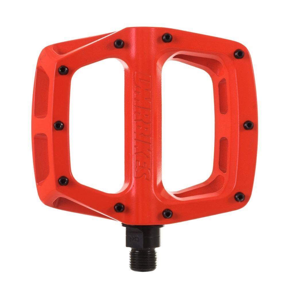 Dmr V8 V2 Flach Flach Flach Breit Berg Mountainbike Flattie Freeride Pedale - Rot  | Praktisch Und Wirtschaftlich  f5c285