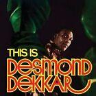 Desmond Dekker This Is Vinyl LP Reissue in Stock Trojan