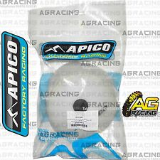 Apico Dual Stage Pro 3 Pin Air Filter For KTM EXCF 250 2004 04 Motocross Enduro