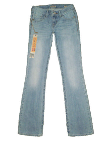 Womens Taglie Nuovo Stretch Denim Cut Rise forti 135 Mek blu Boot Jeans Moscow Mid qaIcvC