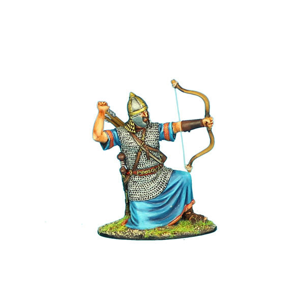 FIRST LEGION ROM078 Eastern Auxiliary Archer Kneeling Loading