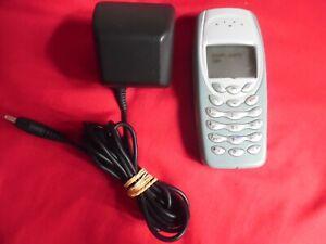Téléphone Portable Nokia 3410 + Chargeur