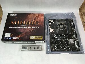 B250 gpu cryptocurrency mining motherboard for sale